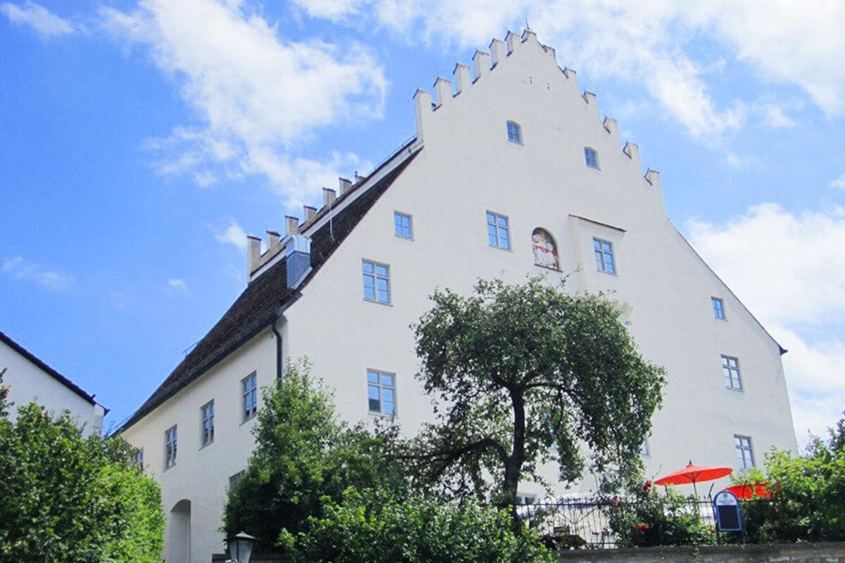 Schloss Museum Murnau A. Staffelsee