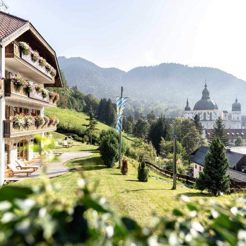 Lieblingsplatz In Den Ammergauer Alpen